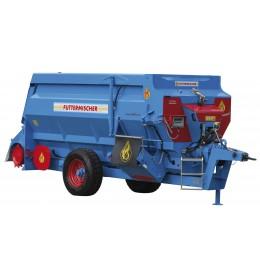 HX108 Dreischnecken- Fräsmischwagen Vorführmaschine