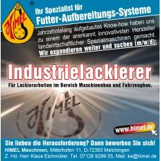 Wir suchen Industrielackierer !